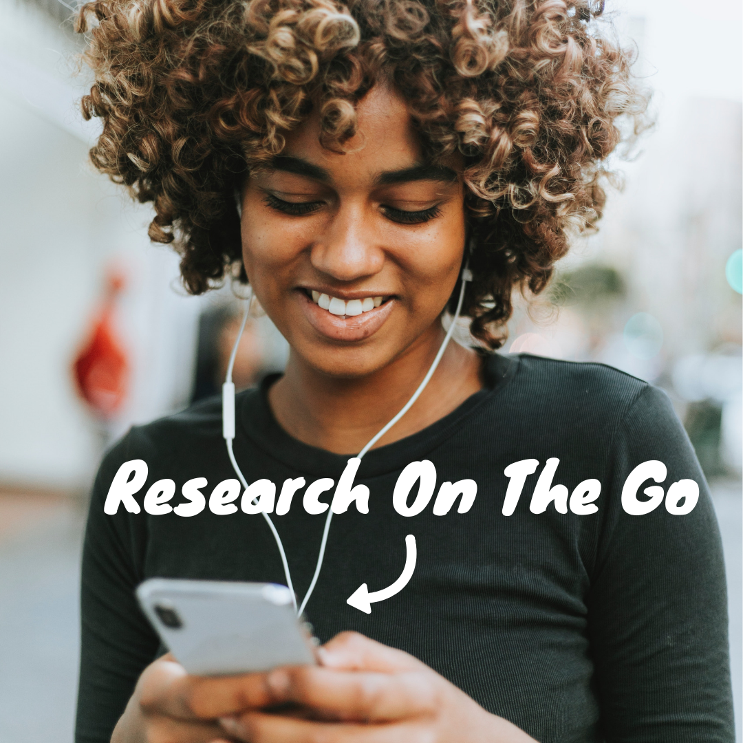 Research On The Go